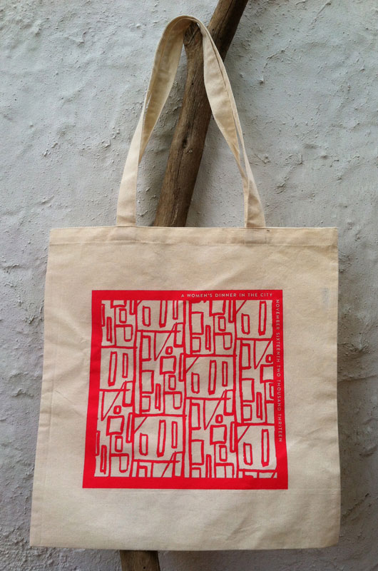 Tote by Kate Johnston & Katie Bachler