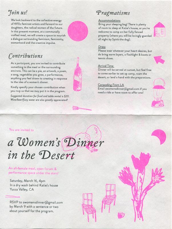 Invite by Kate Johnston