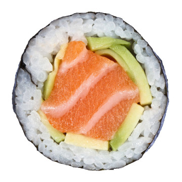 Calories-Sushi
