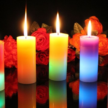 romantic-candles-ideas
